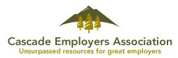Cascade Employers Logo
